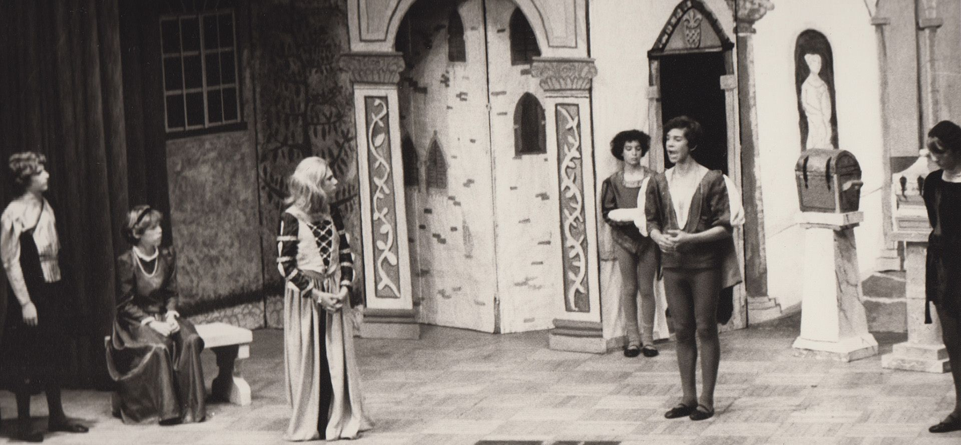 1980, The Merchant Of Venice