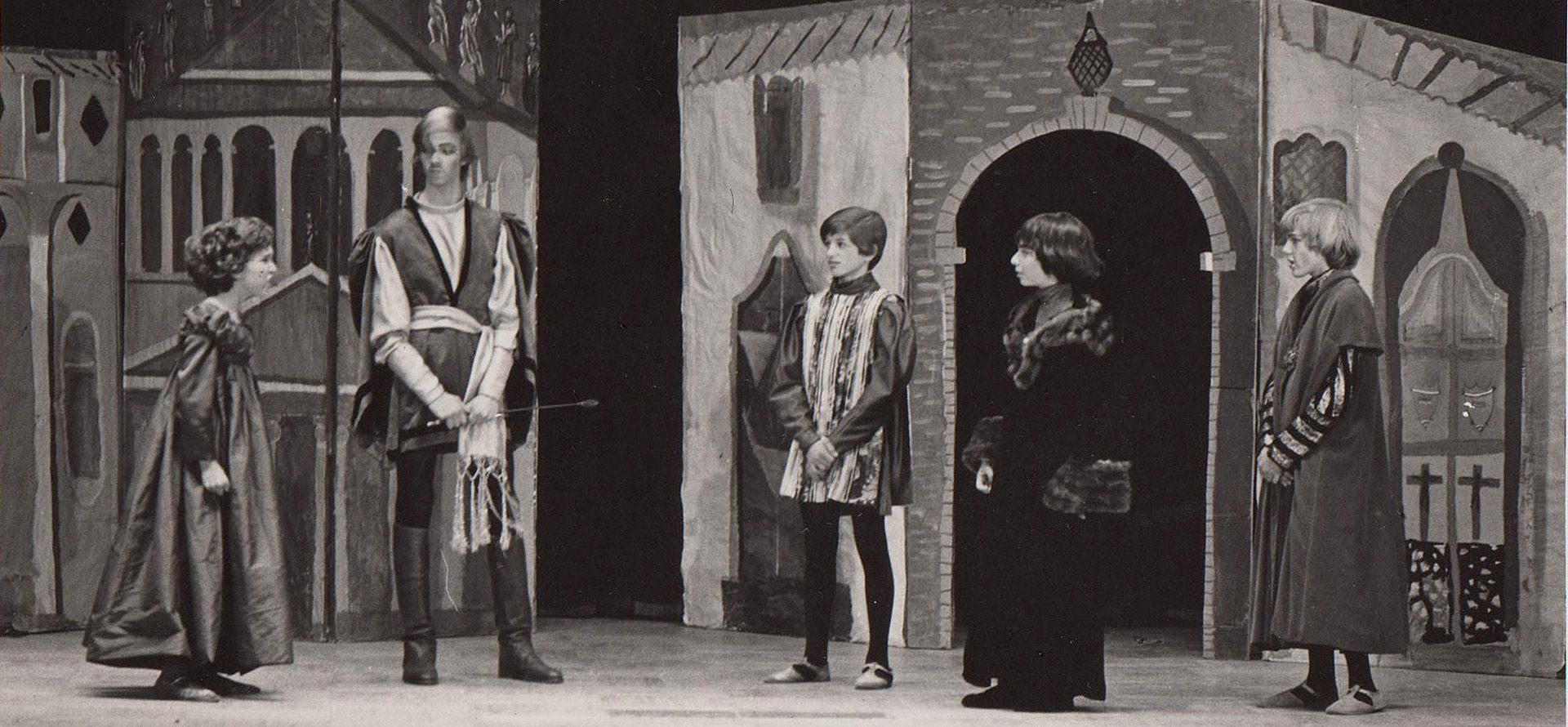1975, The Taming of the Shrew