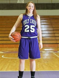 Clare Sullivan '11 - College of The Holy Cross