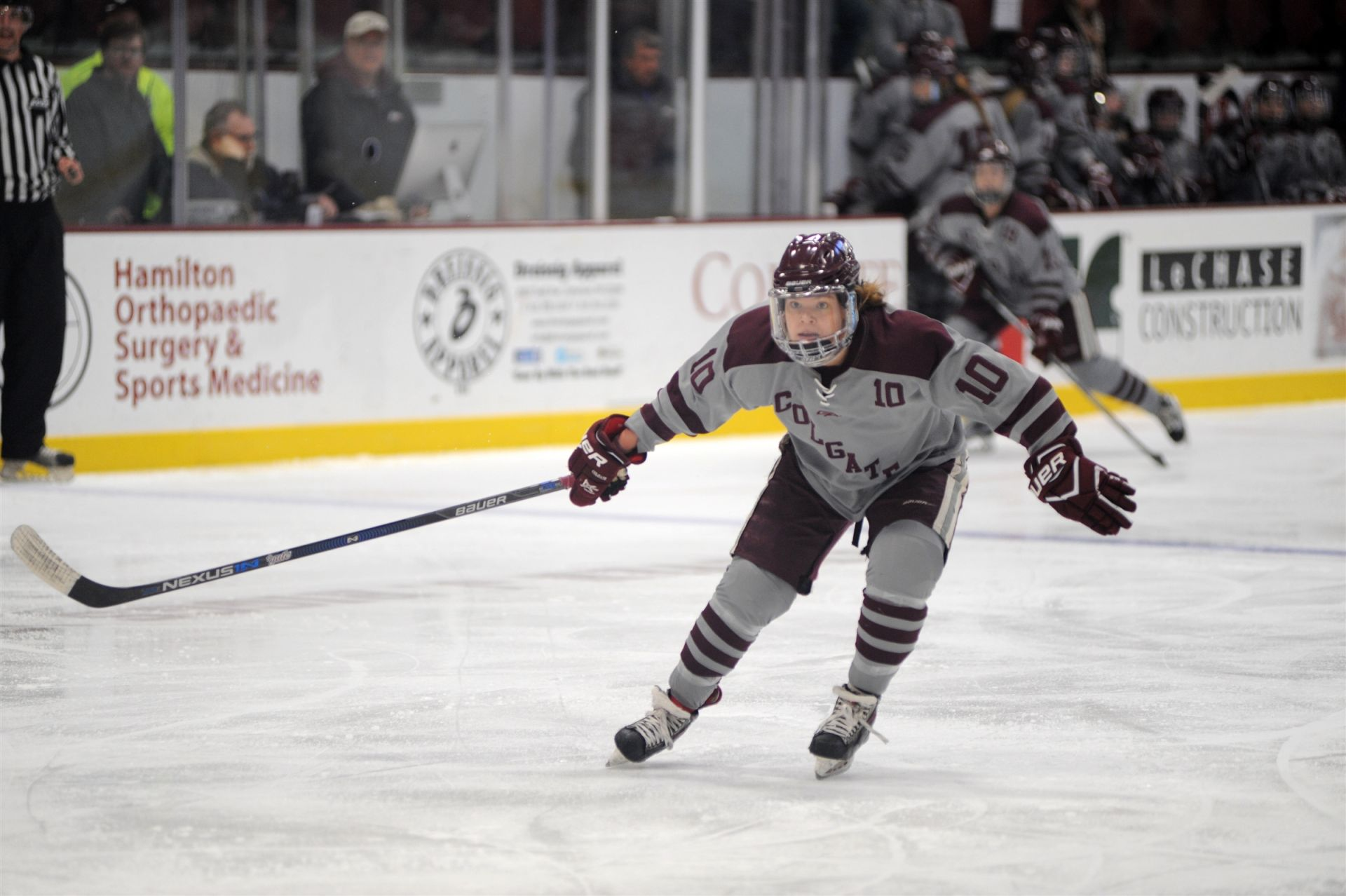 Ellie DeCaprio '14 - Colgate University