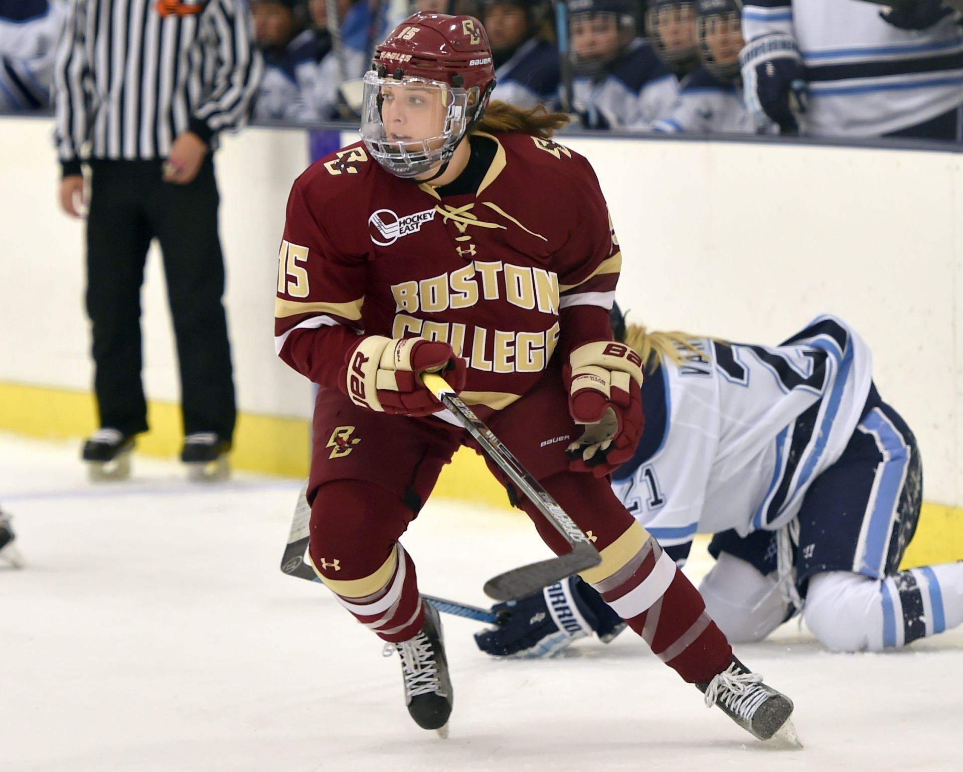 Erin Connolly '15 - Boston College