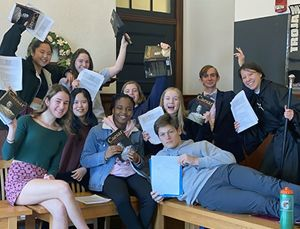 High Scores and Honors for Groton Classics Students