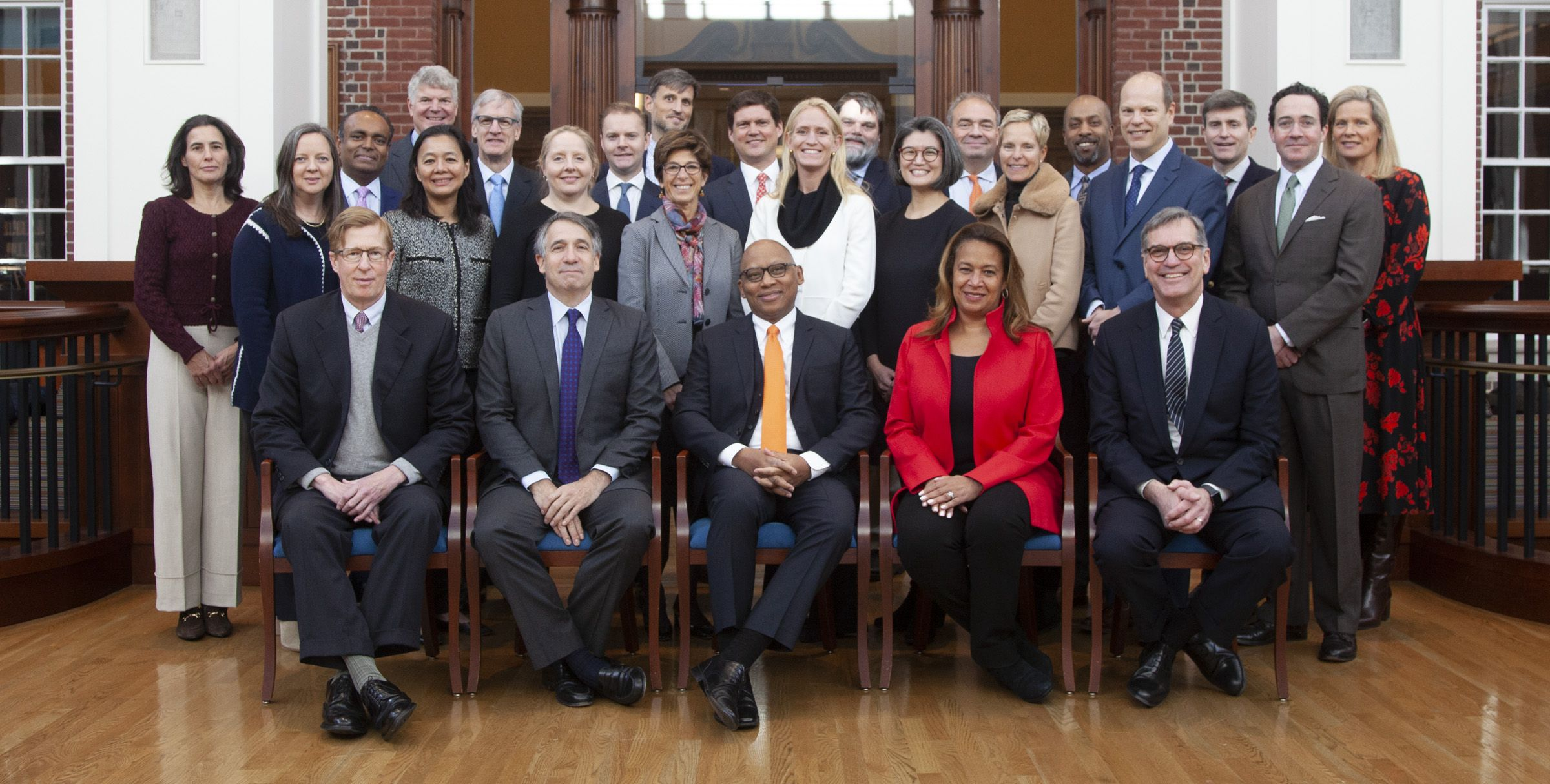 Groton School's Board of Trustees