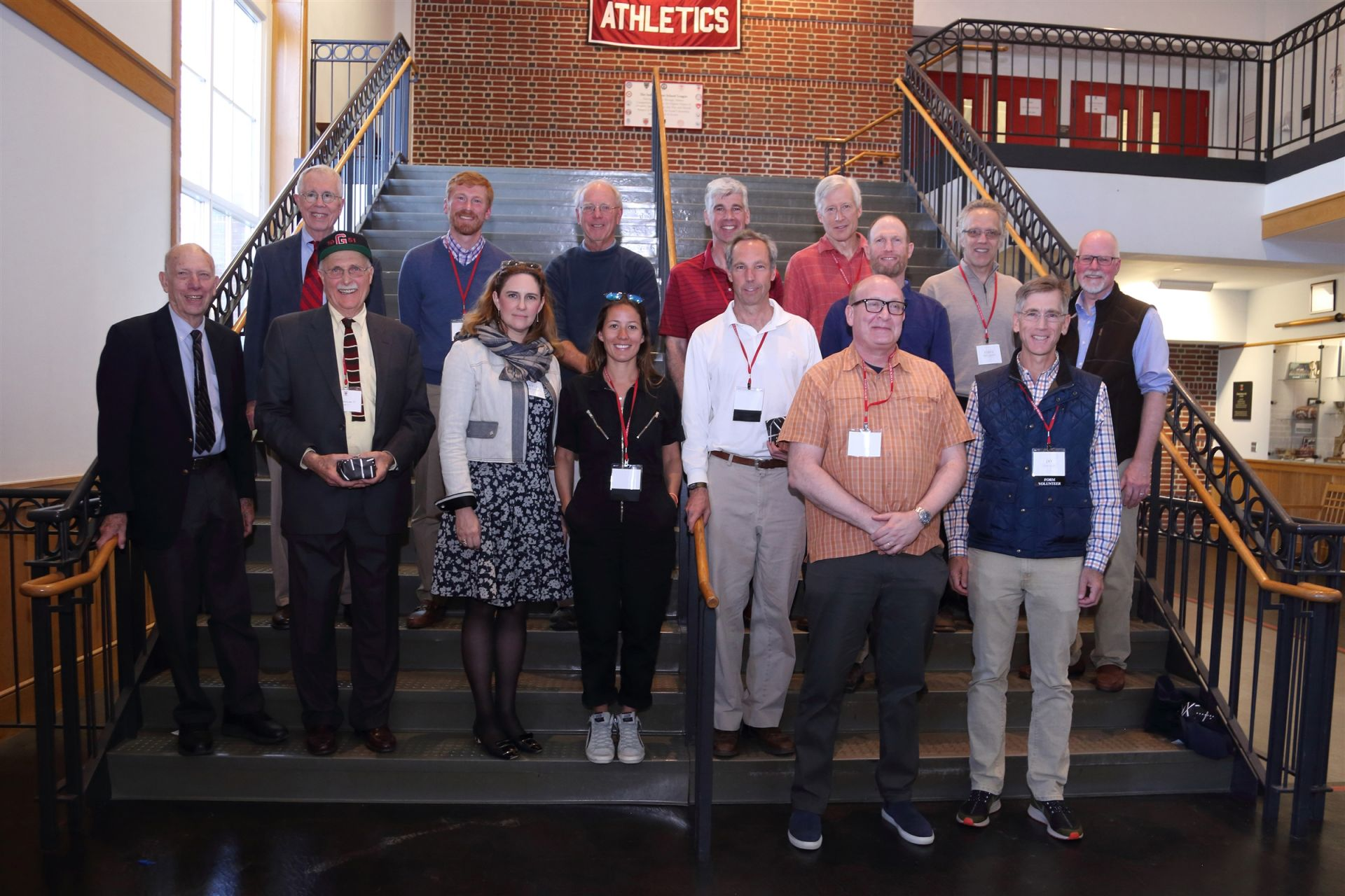 Athletic Hall of Fame   Groton School