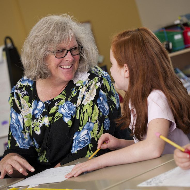 A faculty who understands brain and child development and works collaboratively to engage students in a variety of learning experiences that encourage making connections, building understanding, and taking ownership of learning.