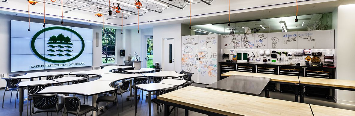 Innovation Lab Lake Forest Country Day School