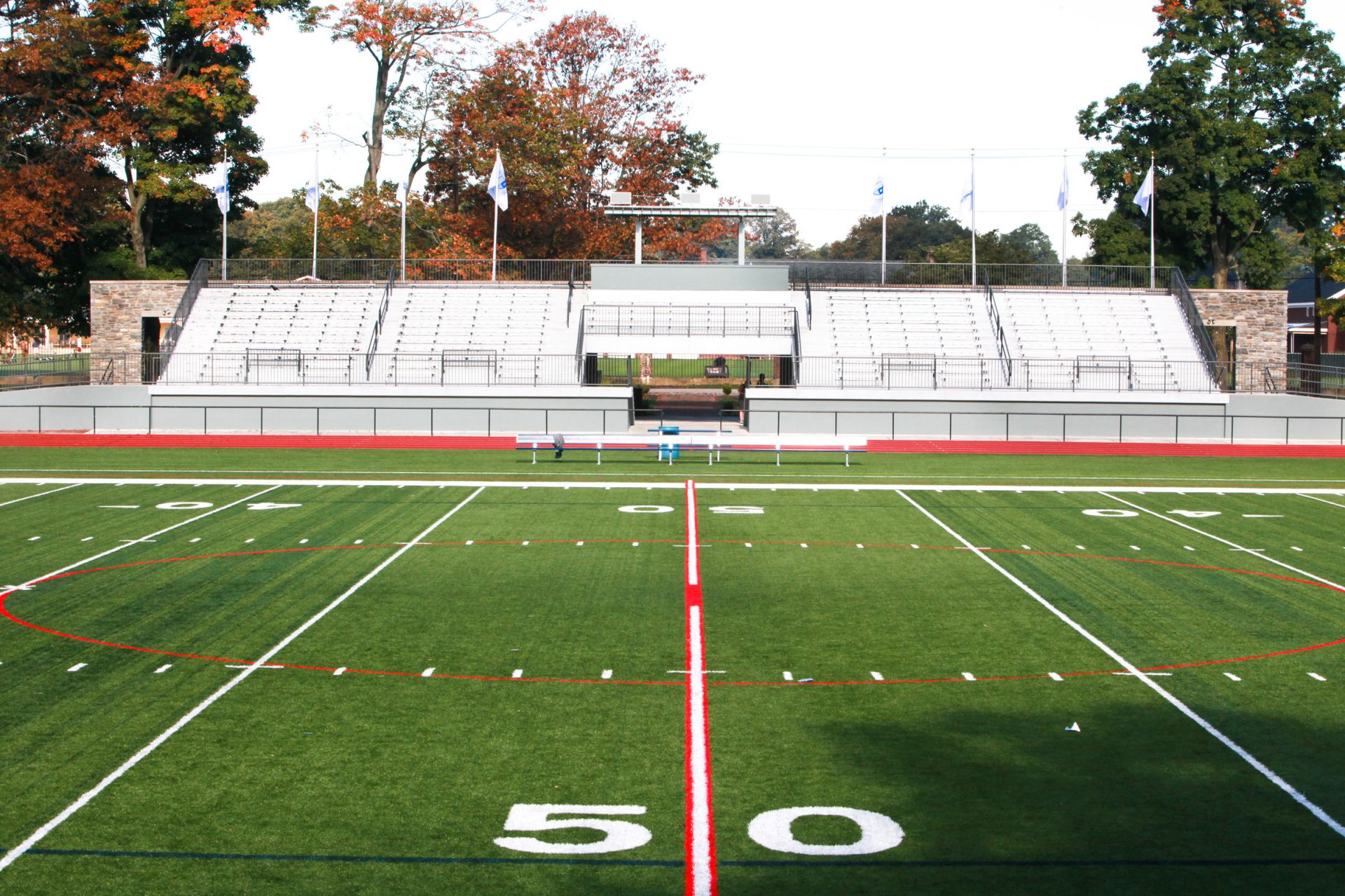 Landreth Field & Maguire Stadium