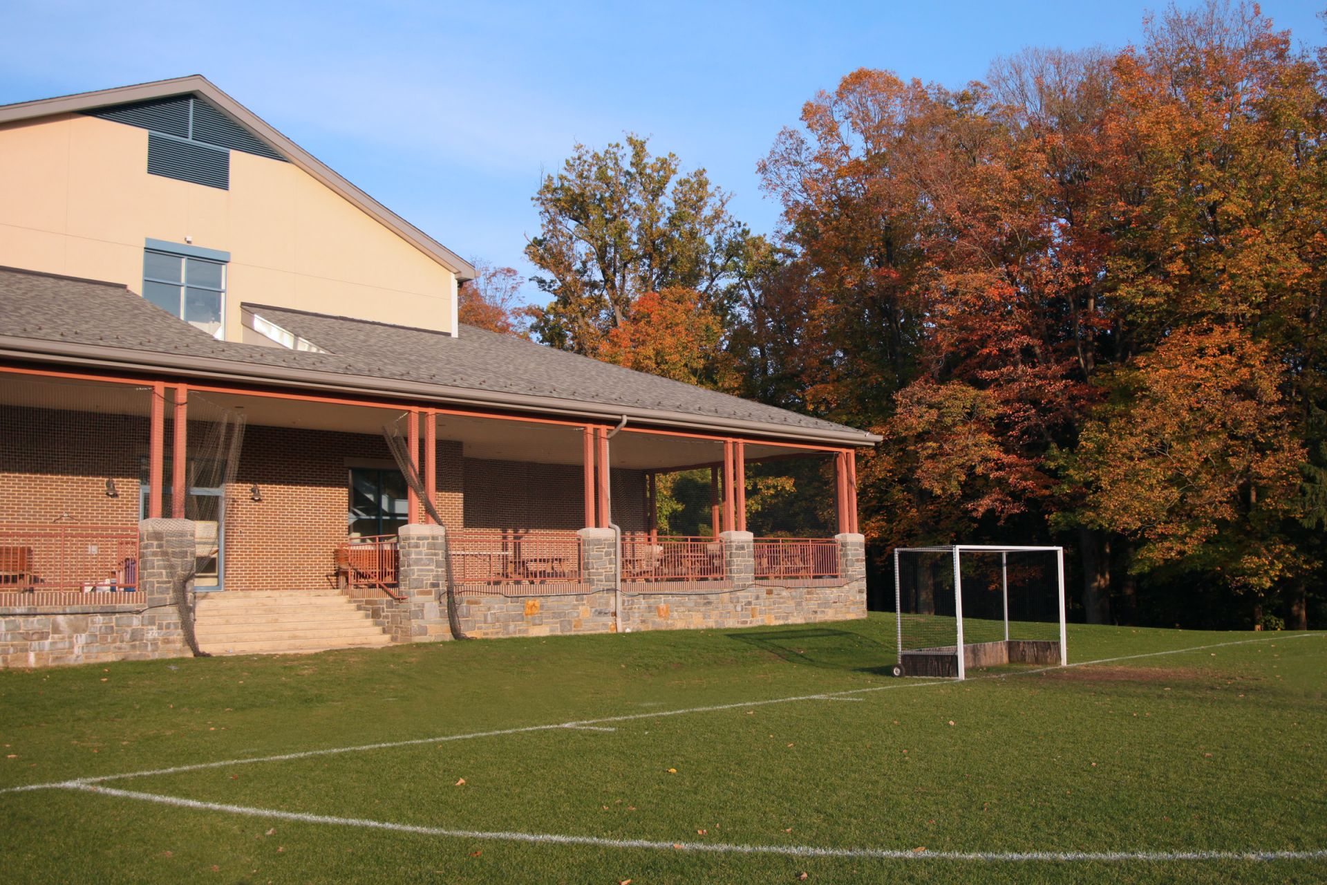 Vare Field House, Cherokee Campus