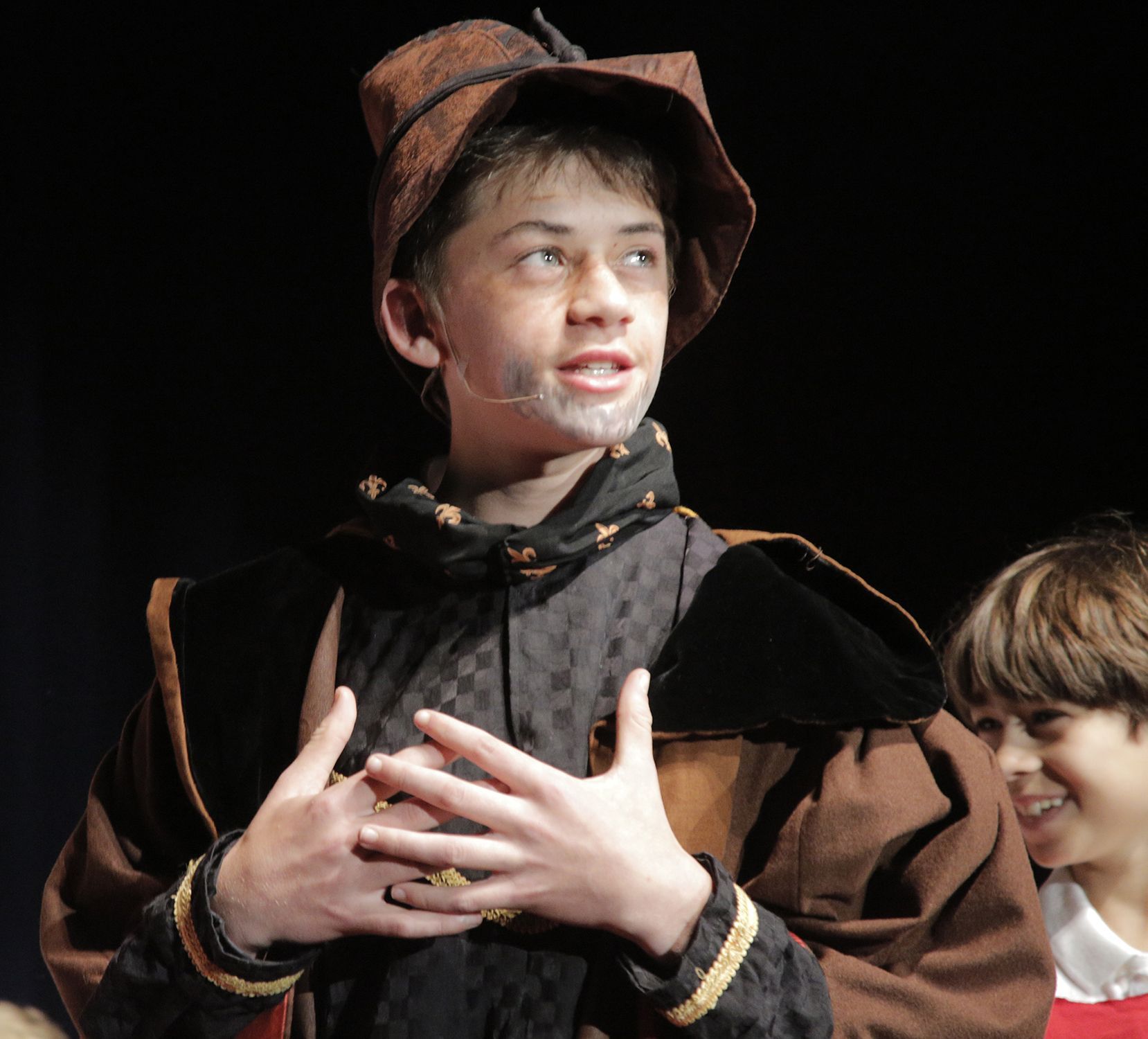 SCH Academy | Middle School for Boys Performing Arts