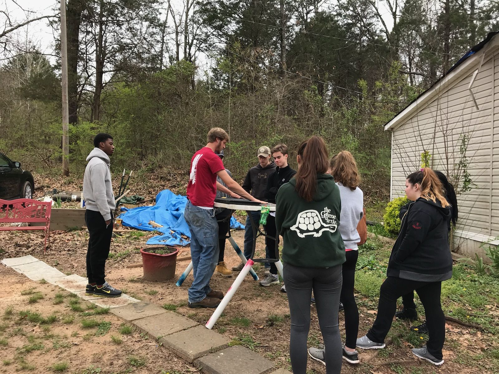 Sacred Heart Southern Missions-Spring Break 2018