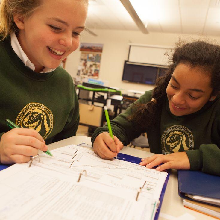 Saint Patrick Catholic School | Tuition and Fees | Saint Patrick