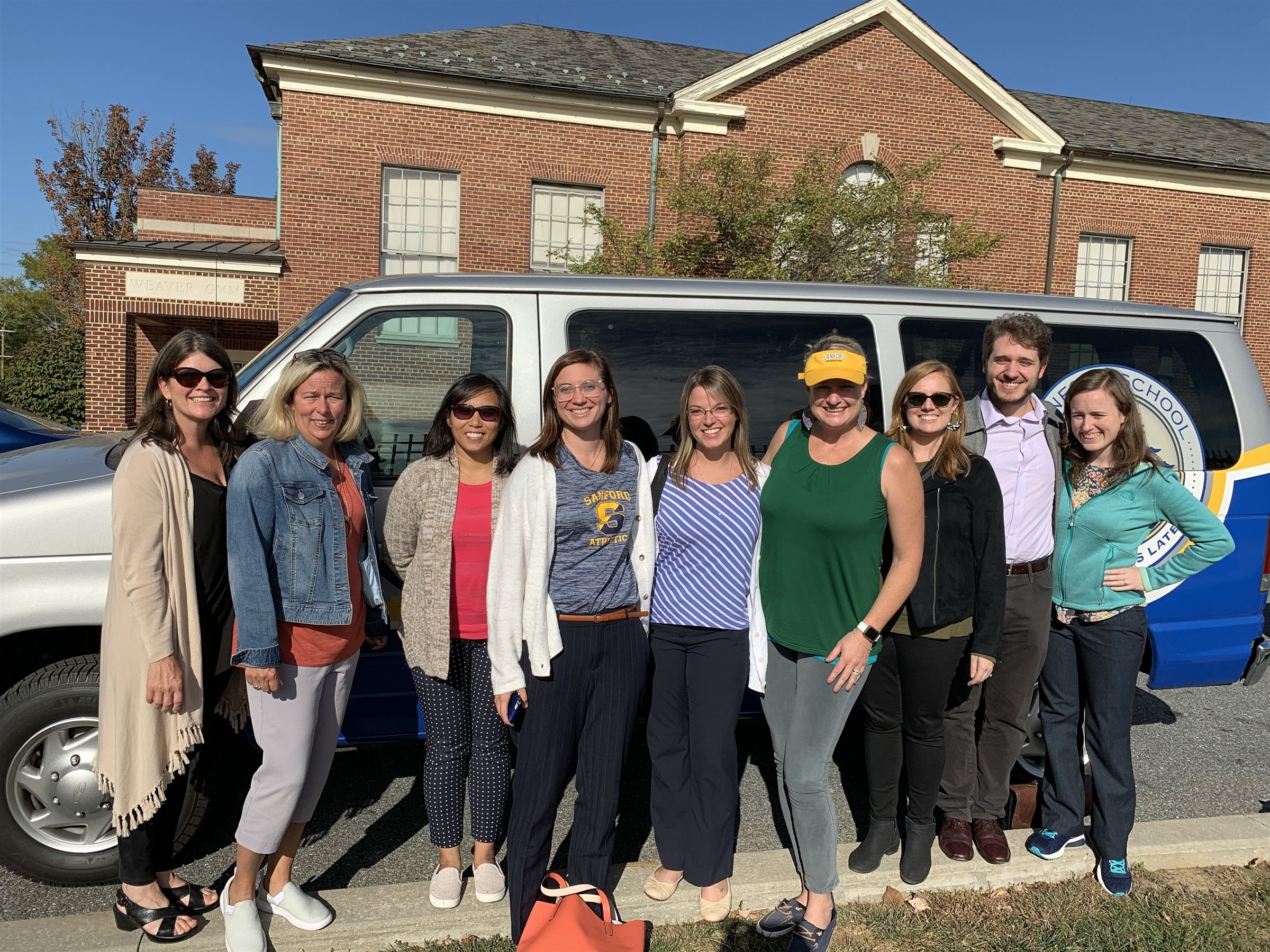 A group of Sanford faculty and administrators attended the annual Multicultural Resource Center@Association of Delaware Valley Independent Schools (MCRC@ADVIS) conference.