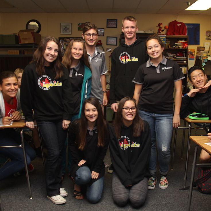 Orange Lutheran High School Clubs Student Leadership Orange