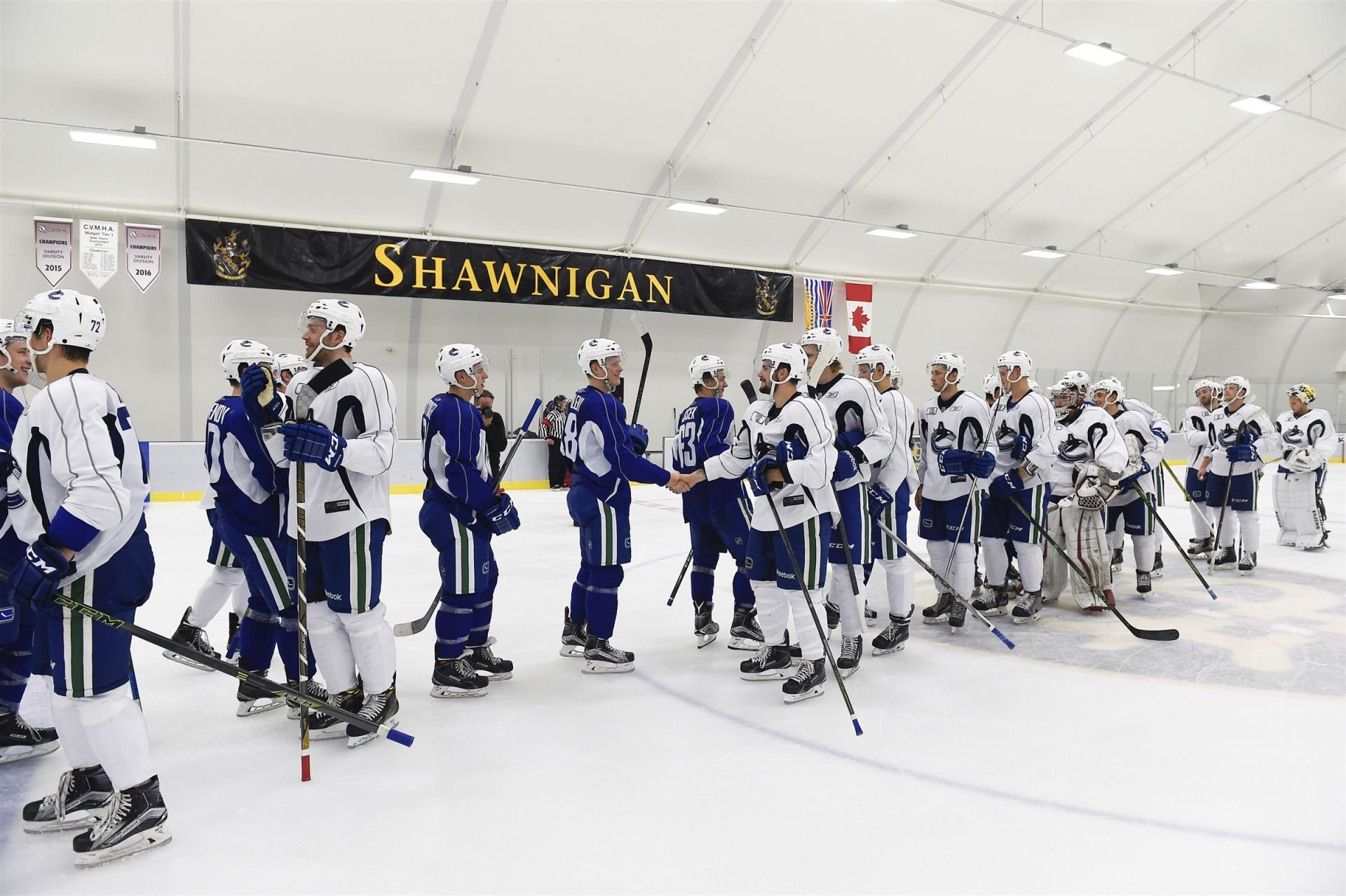 Canucks Development Camp