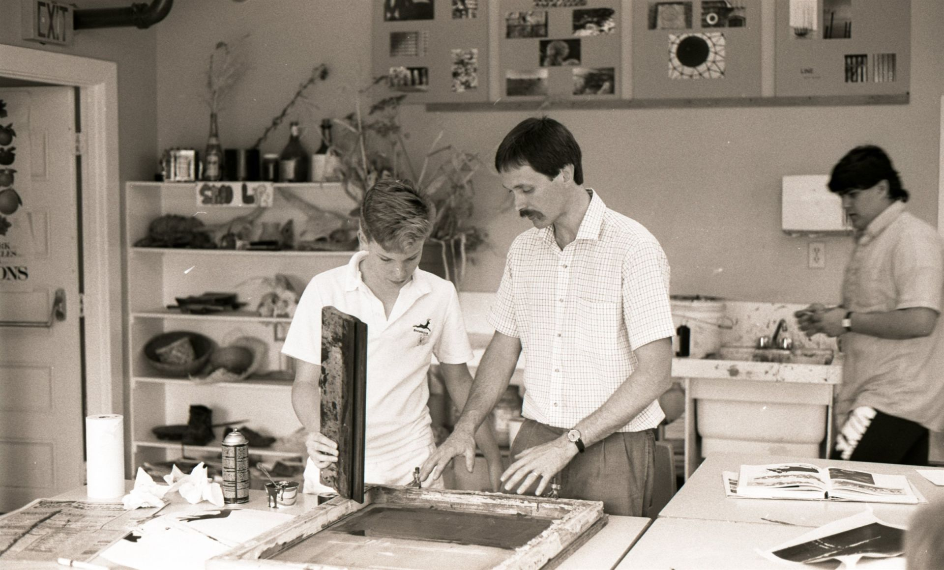 Arts & activities period, 1987