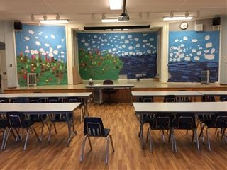 Lower School Assembly Room