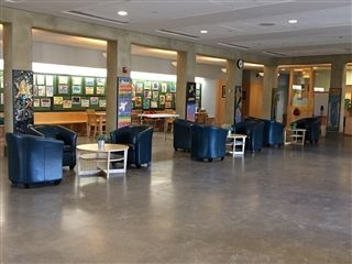 Middle School Lower Lobby