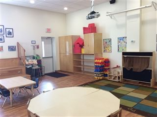 PrePrimary MultiPurpose Room