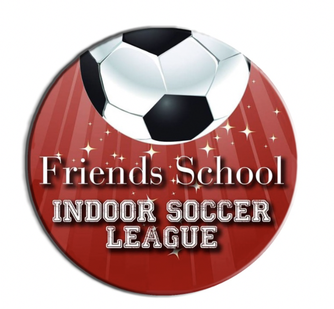 Friends School Indoor Soccer League