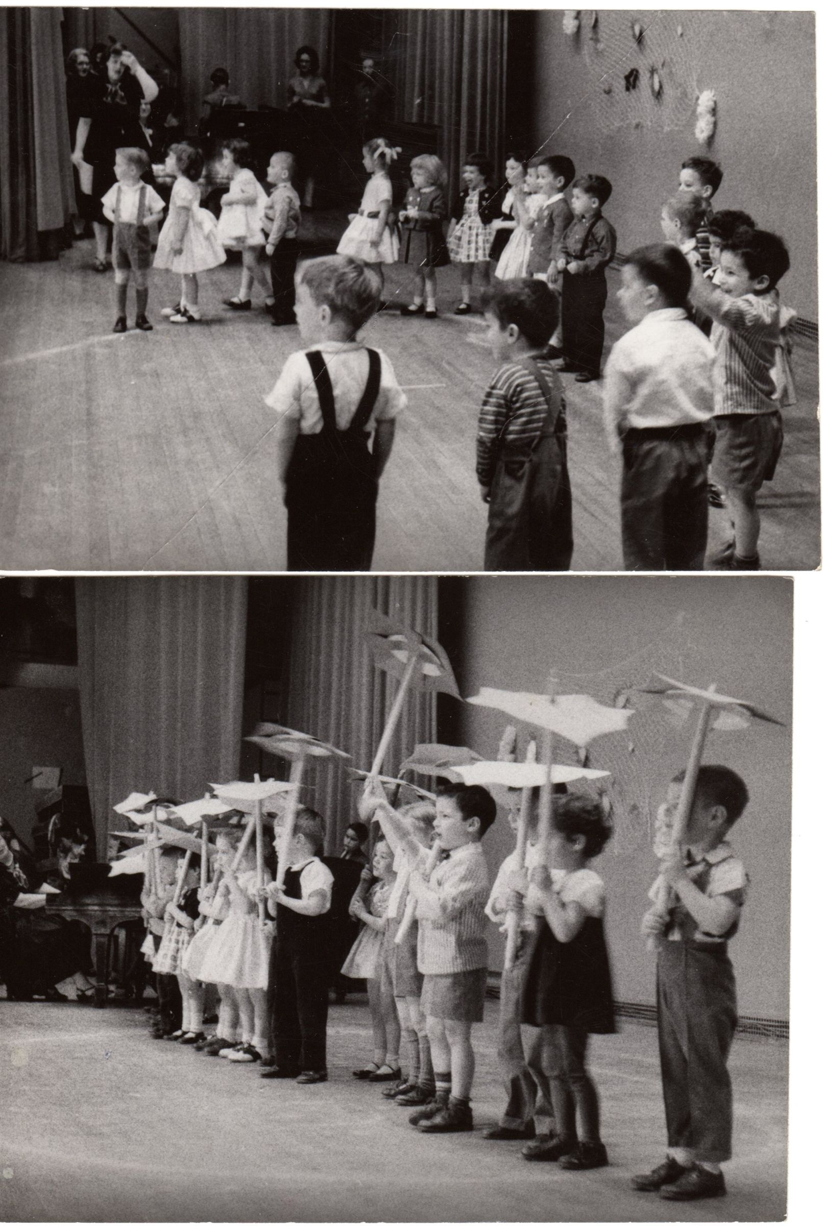 HCES Class of 1966 - Nursery School, Miss Czinner, Spring 1959, Hunter College Playhouse
