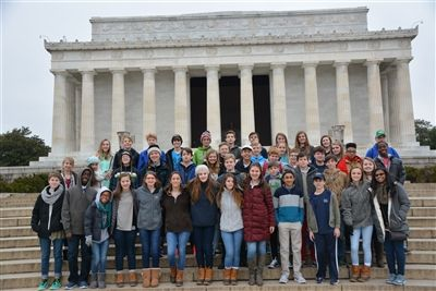8th Grade Trip to DC - Day Three