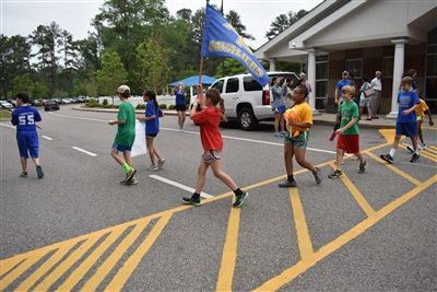 Lower School Olympic Day