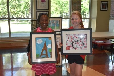 Lower School - Artome Art Show