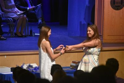 Upper School Honors Day