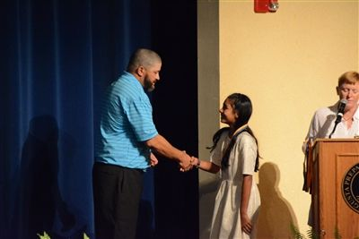 5th-7th Grade Recognition Ceremony