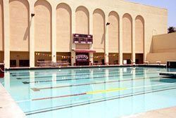 McCain Family Aquatic Center & Buddy & Barbara Murfey Memorial Pool