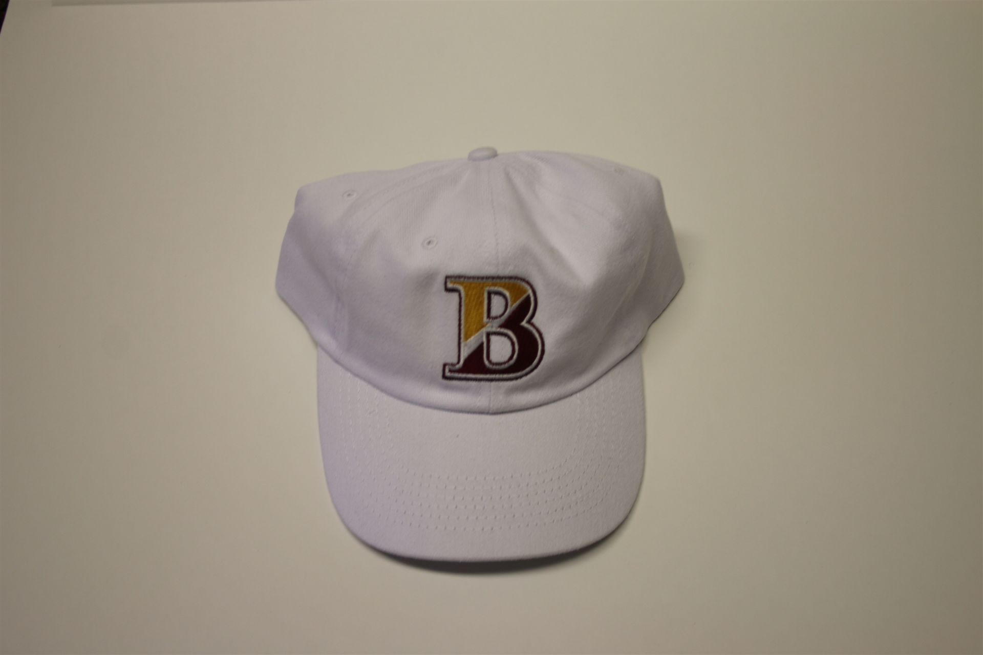 Bishop's Hat Bull Denim - White