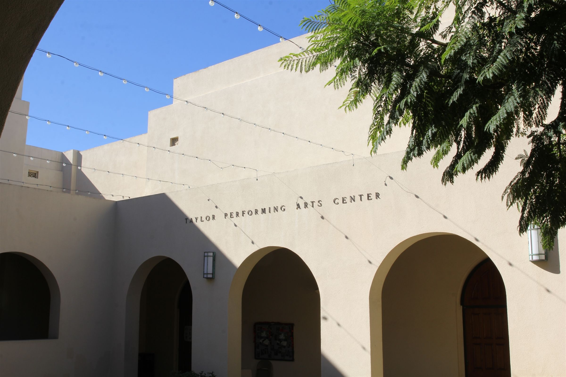 Taylor Performing Arts Center