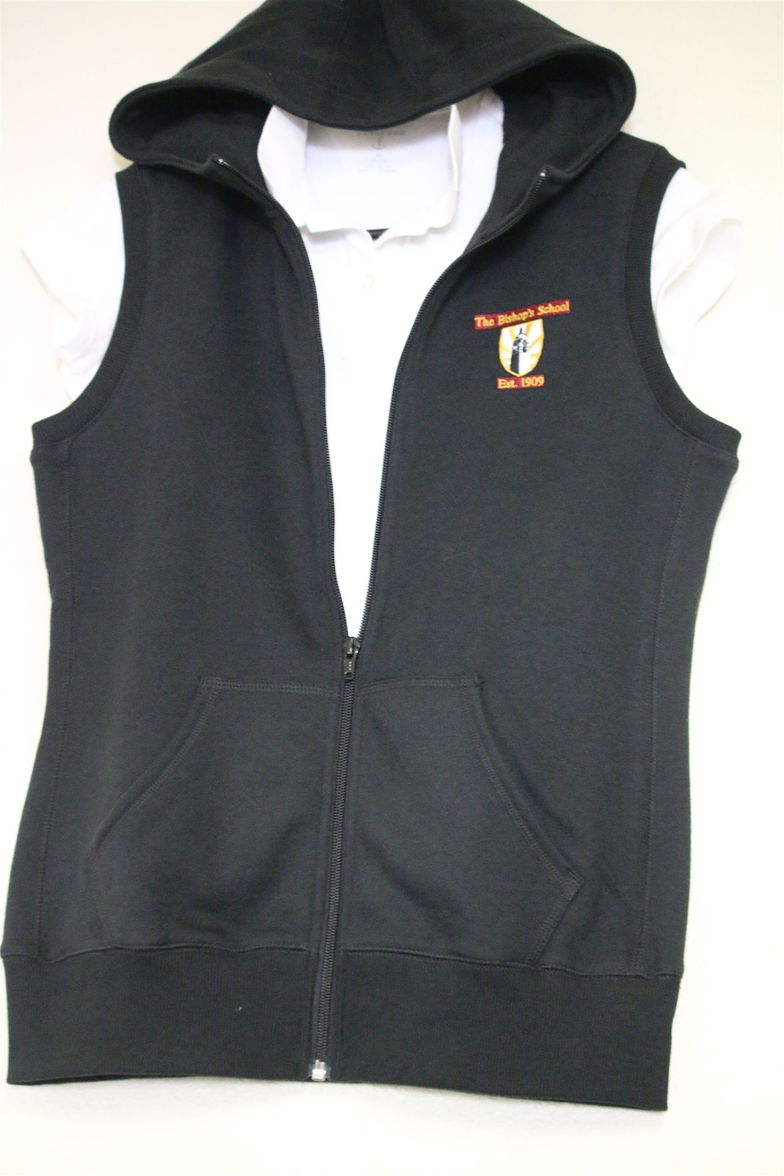 Bishop's Hooded Vest