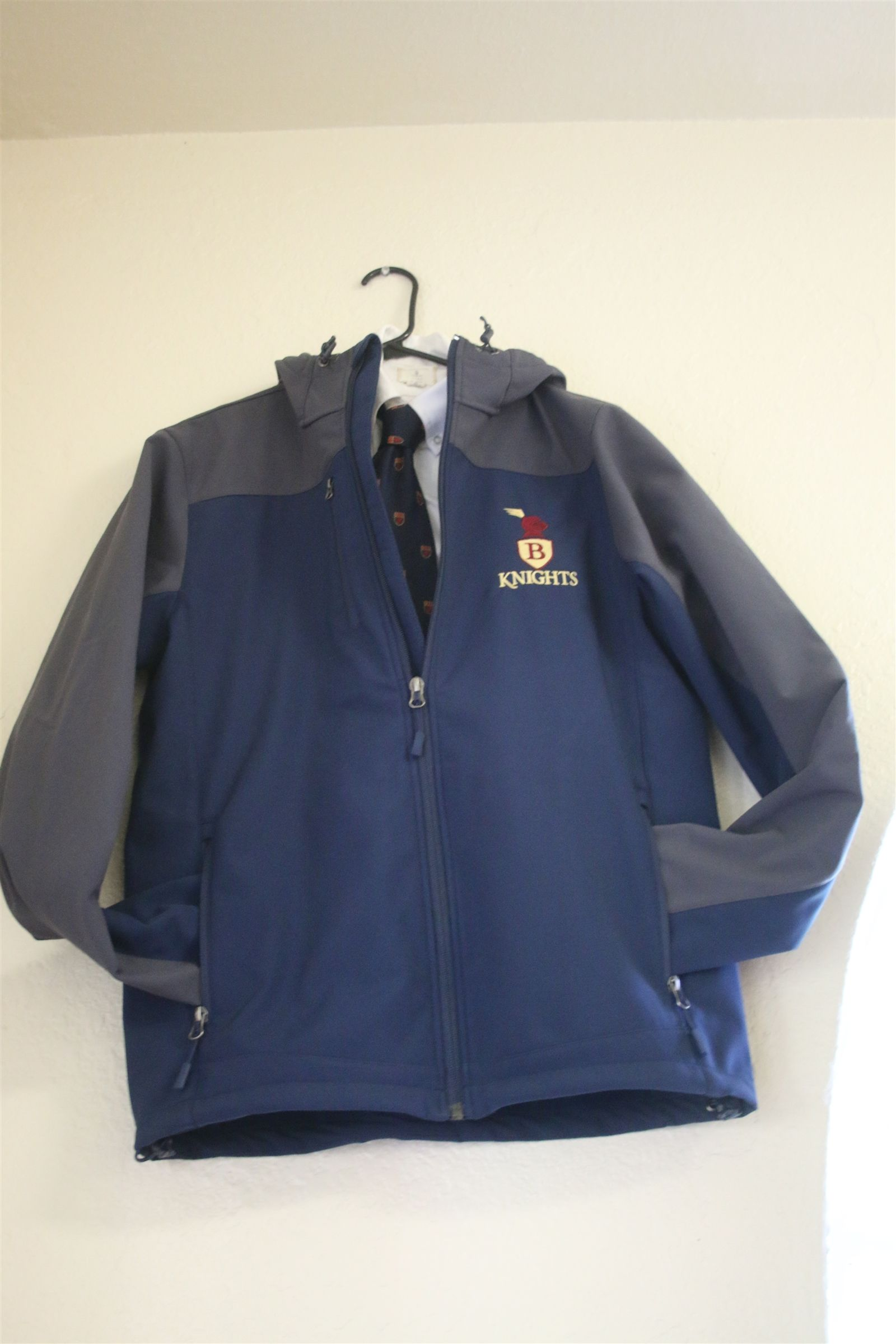 Men's and Women's Shell Jacket