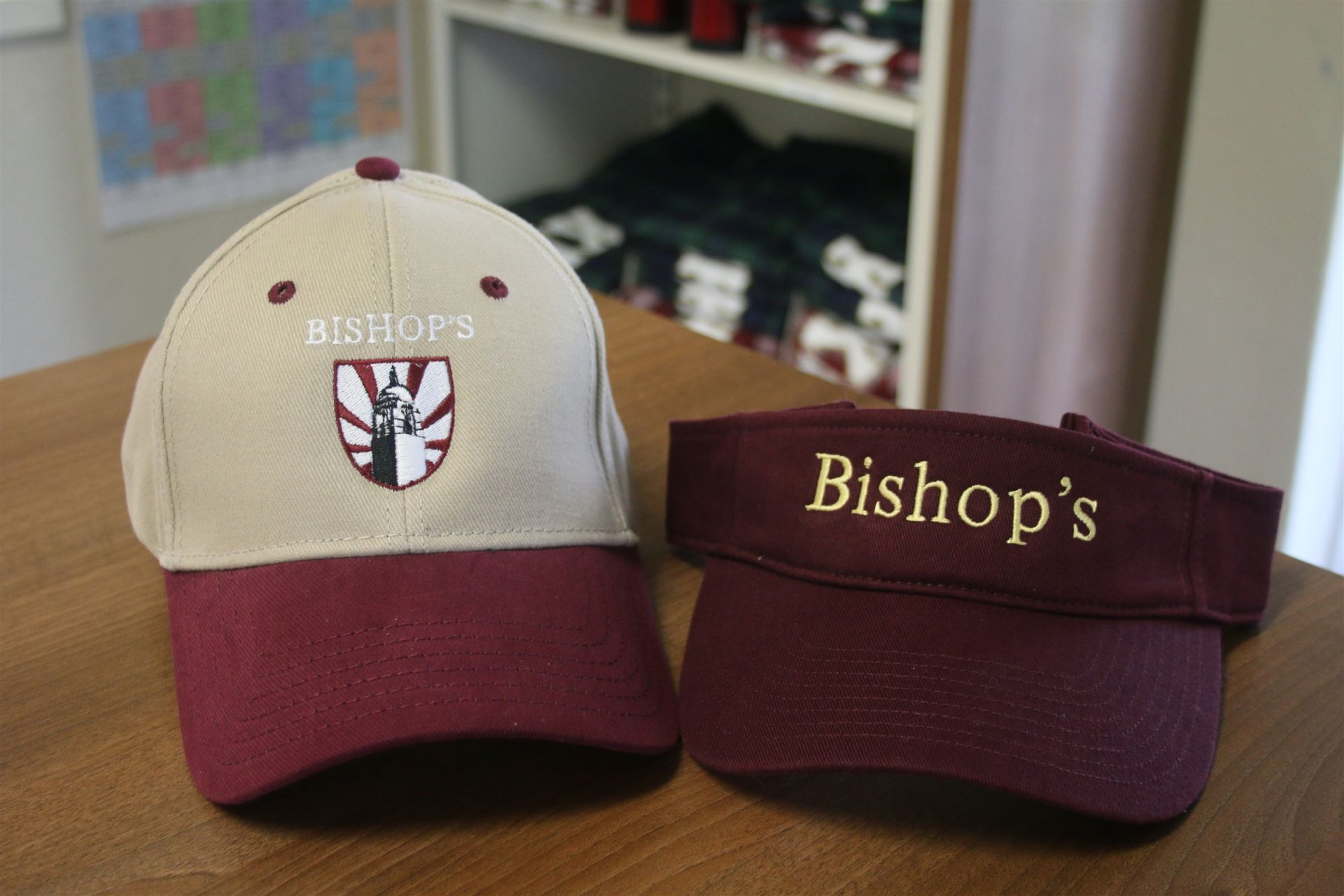 Two Tone Cap (left)