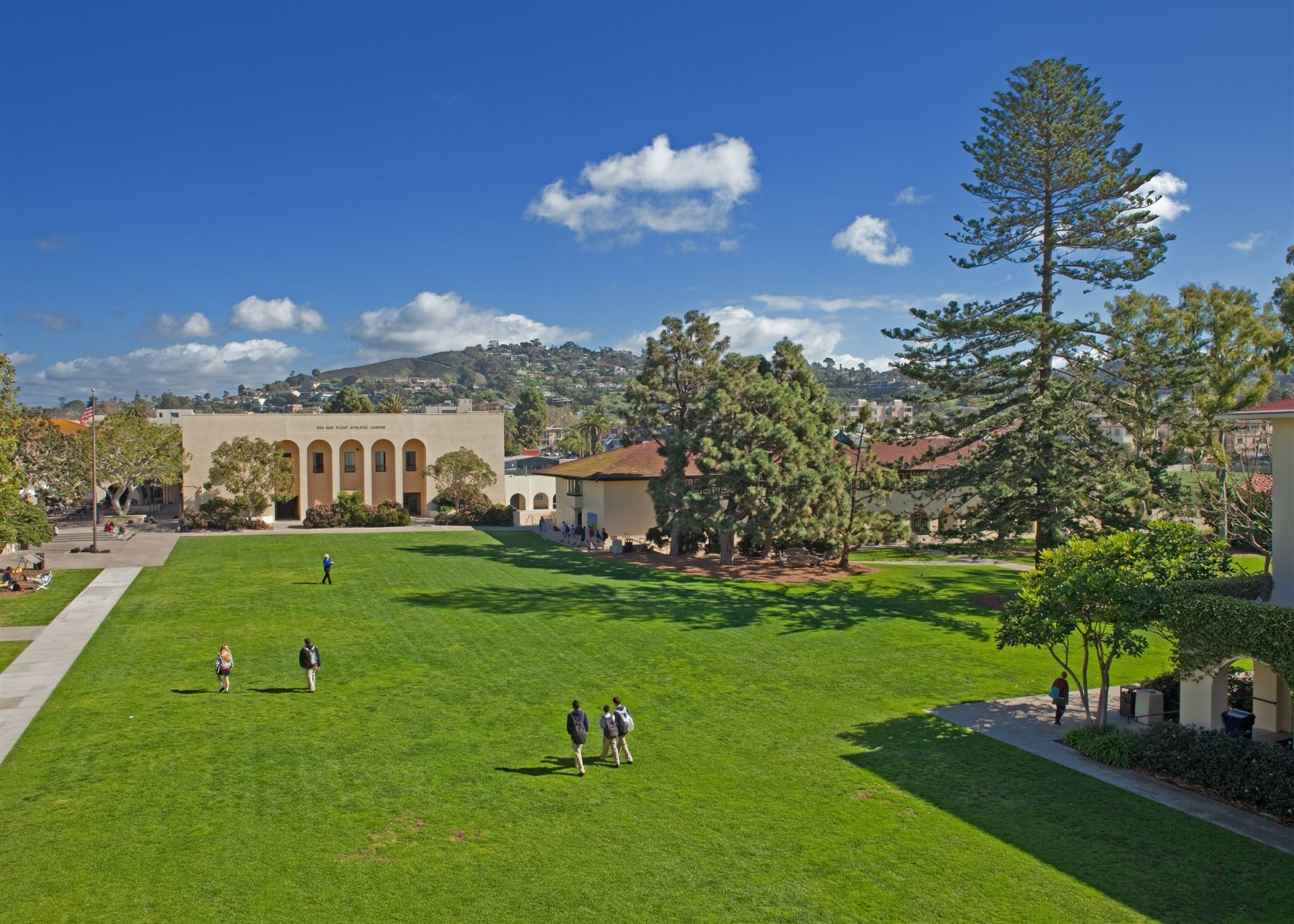 Annually, The Bishop's School is ranked as one of the top schools in the country, sending its graduates to the top schools in the United States and abroad.
