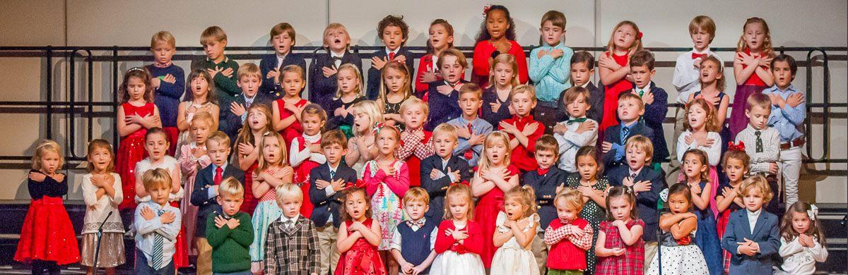 Pre-K, Jr K & Kindergarten | Saint Edward's School
