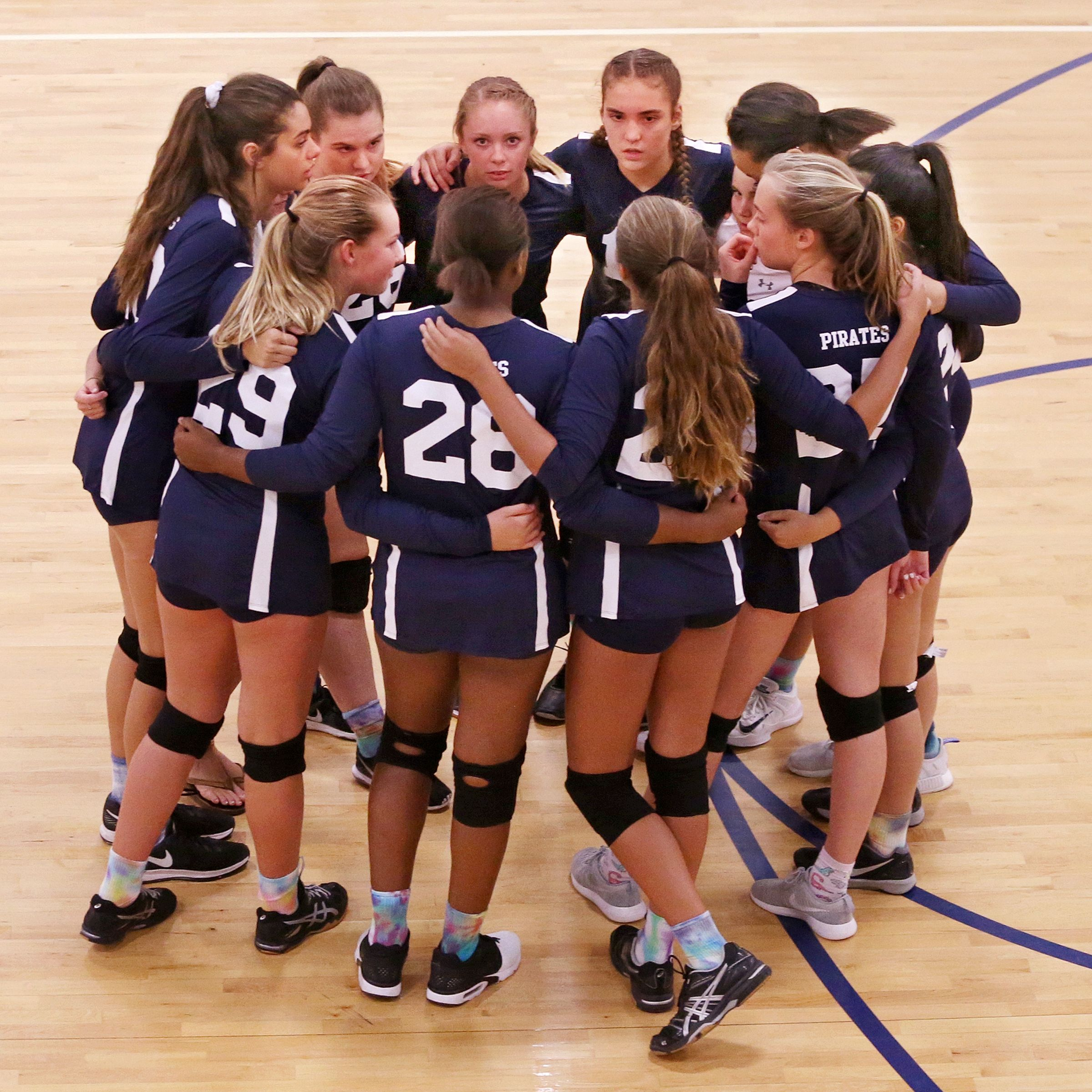 St Ed's Village Academy Varsity Volleyball