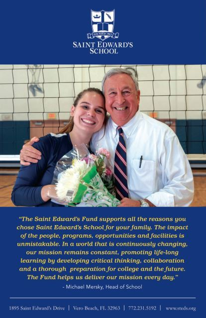 Head of School statement about the Saint Edward's Fund