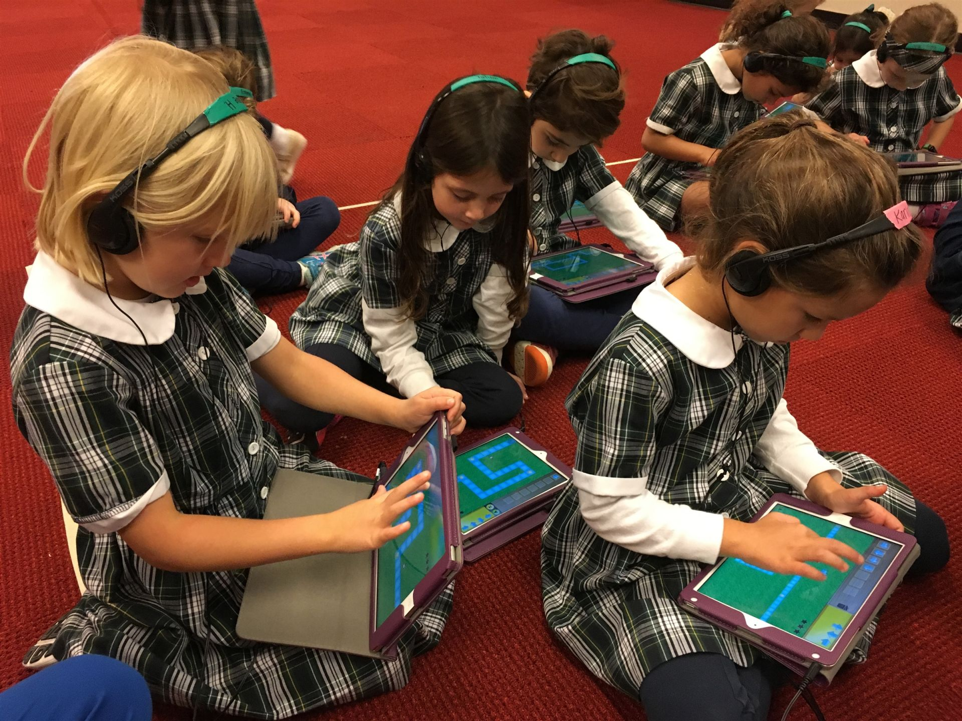 Lower School Coding/STEM