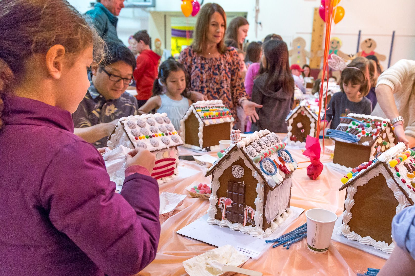 Winterfest - Gingerbread House Workshops