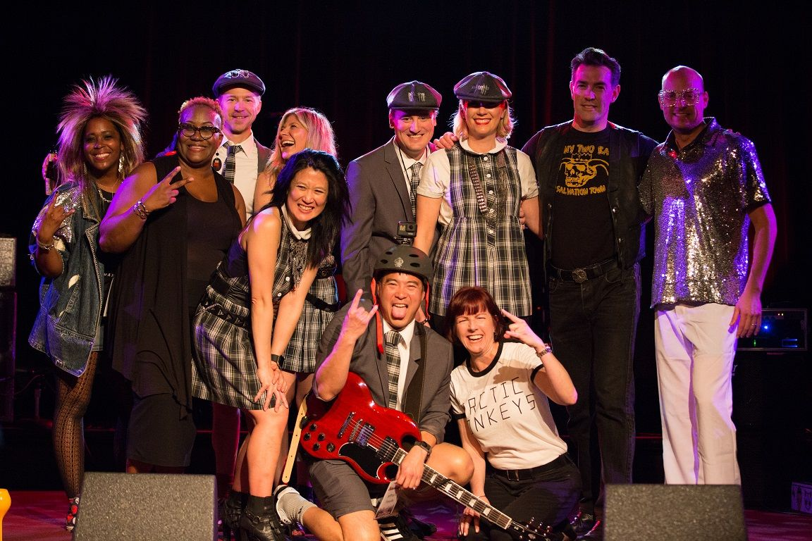 Spring Fundraiser 2019 - School of Rock
