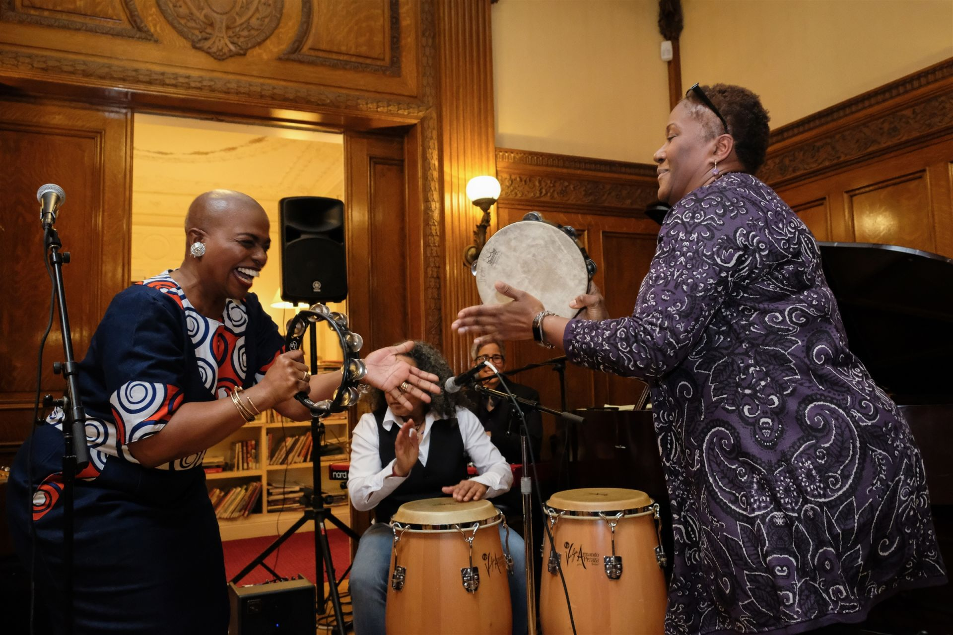 A Night of Music from the African Diaspora