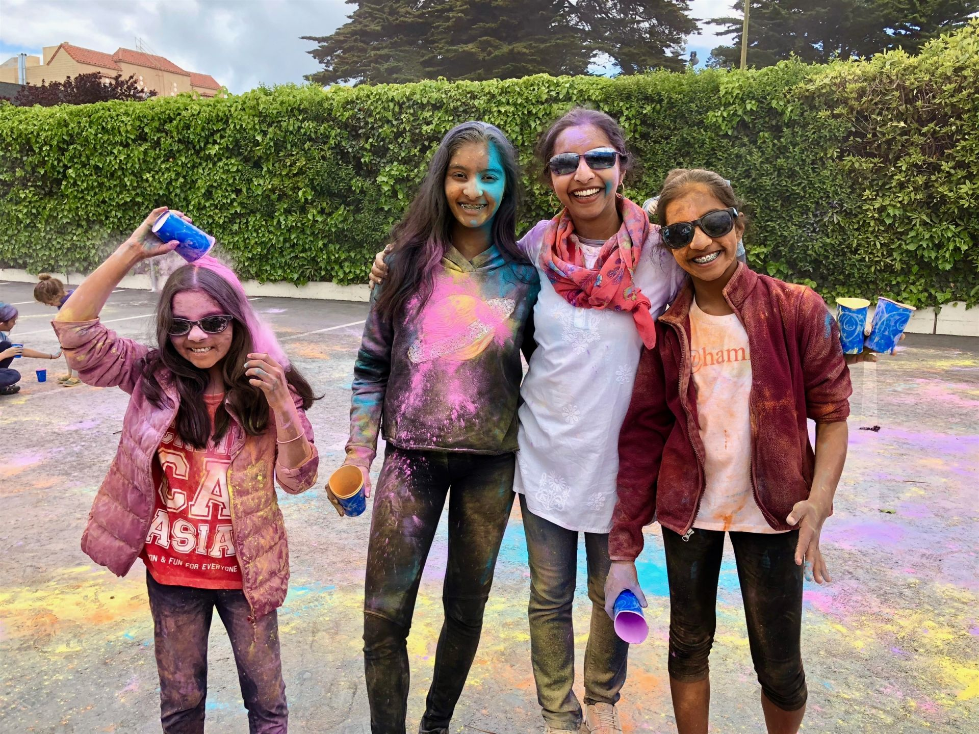 Holi, the Indian festival of color