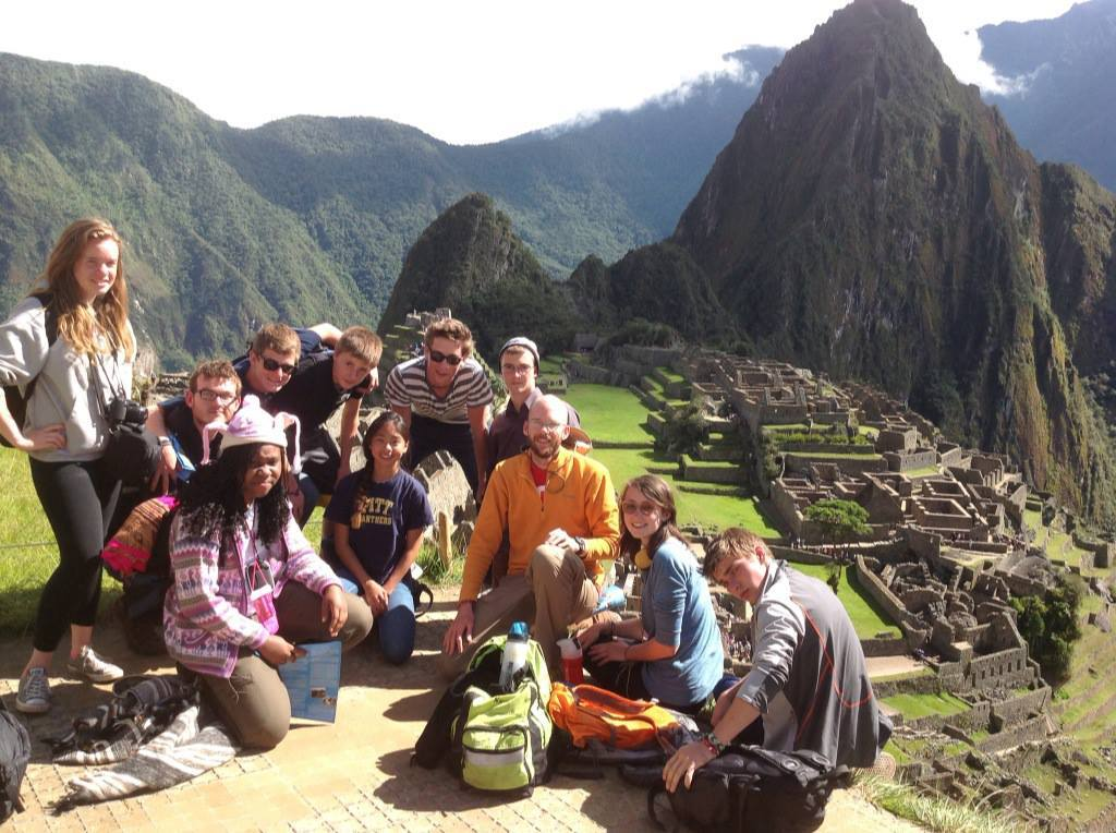 Global. Our biennial Immersion Program takes students all over the world.