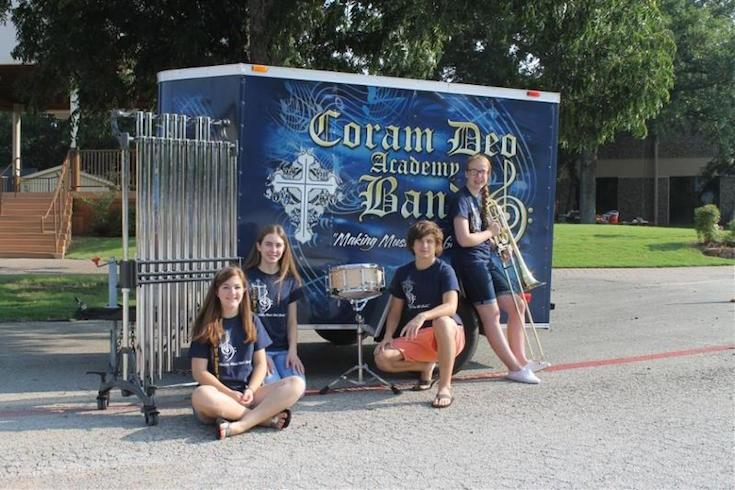 Your generous donations allowed the bands to perform the Fall and Spring concerts in the beautiful MCL Grand Theater. Your funds also purchased a wrap for the band trailer, chimes, bass trombone, and a concert snare drum. Thank you for blessing the band program!