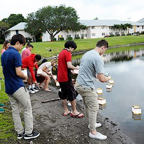 Florida Boarding School Activities