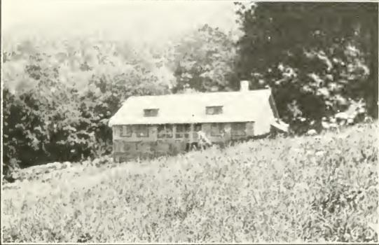 (The farmhouse circa 1919) Read Caroline Pratt's