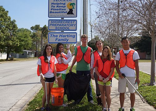 Keeping Pinellas Beautiful