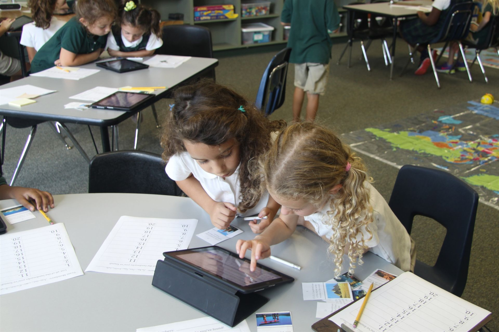 Lower School ipad
